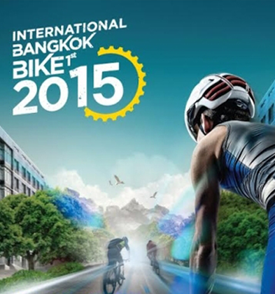 International Bangkok Bike 2015
