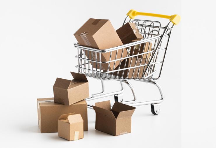 : ให้มันเป็น E - Commerce เดอะซีรีส์